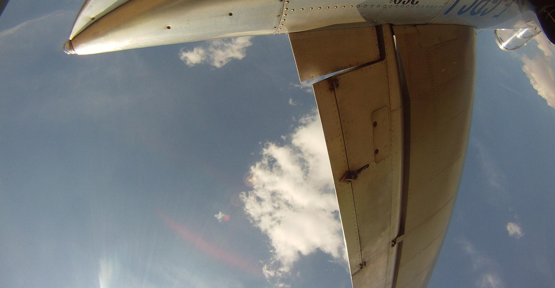 Vol en Fouga Magister Aix en Provence