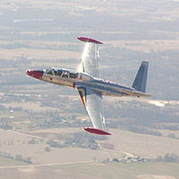 vol fouga magister usa