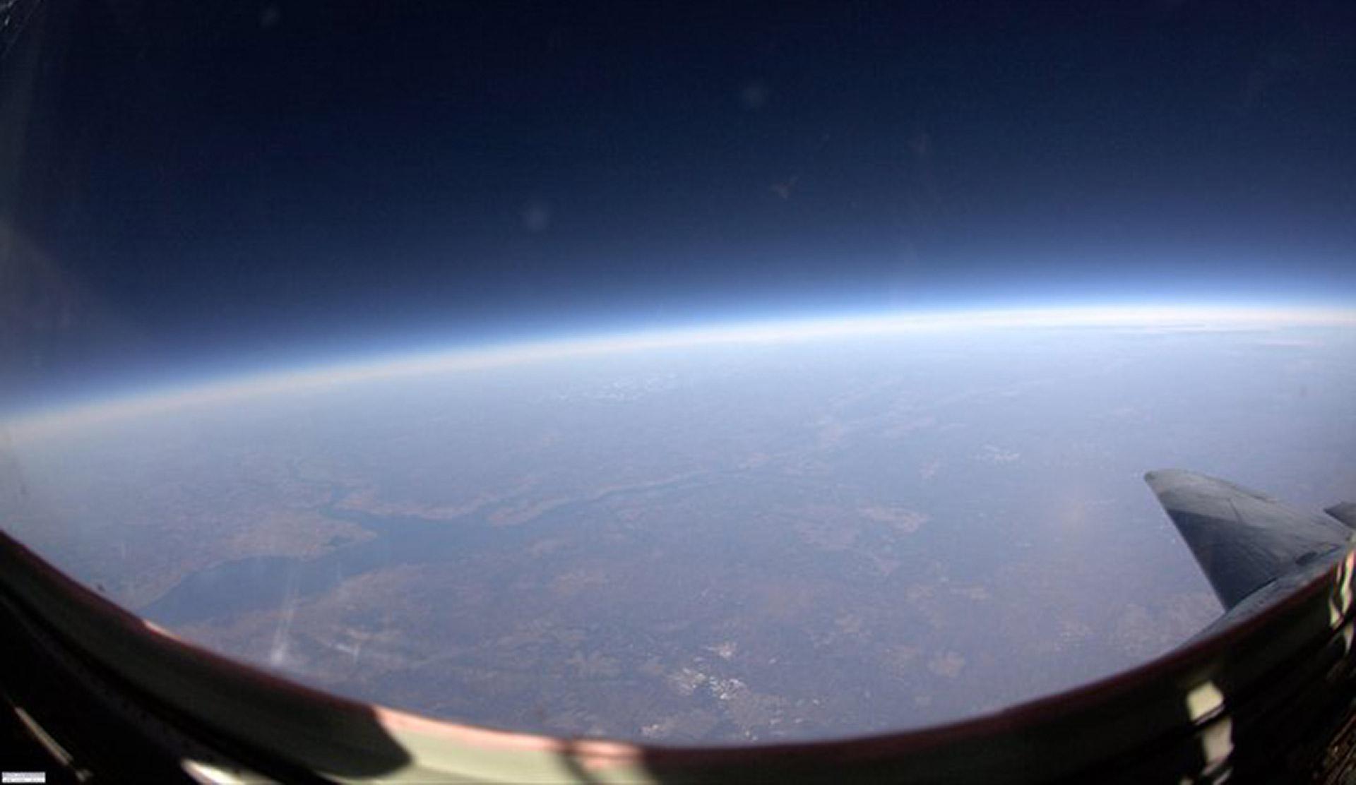 Vol Stratospherique en MiG-29