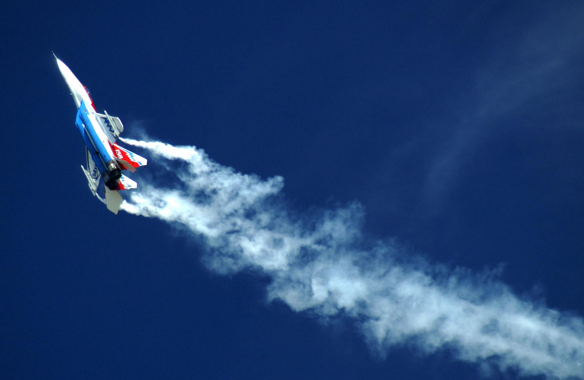 Entrainement</br>au vol suborbital en MiG-29