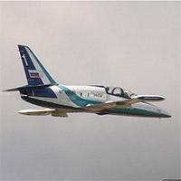 Vol en L-39 en Russie