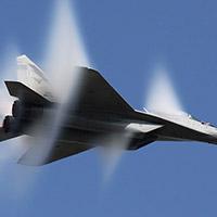 vol supersonique en mig29