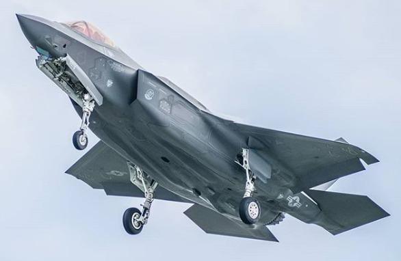 avion de chasse f35