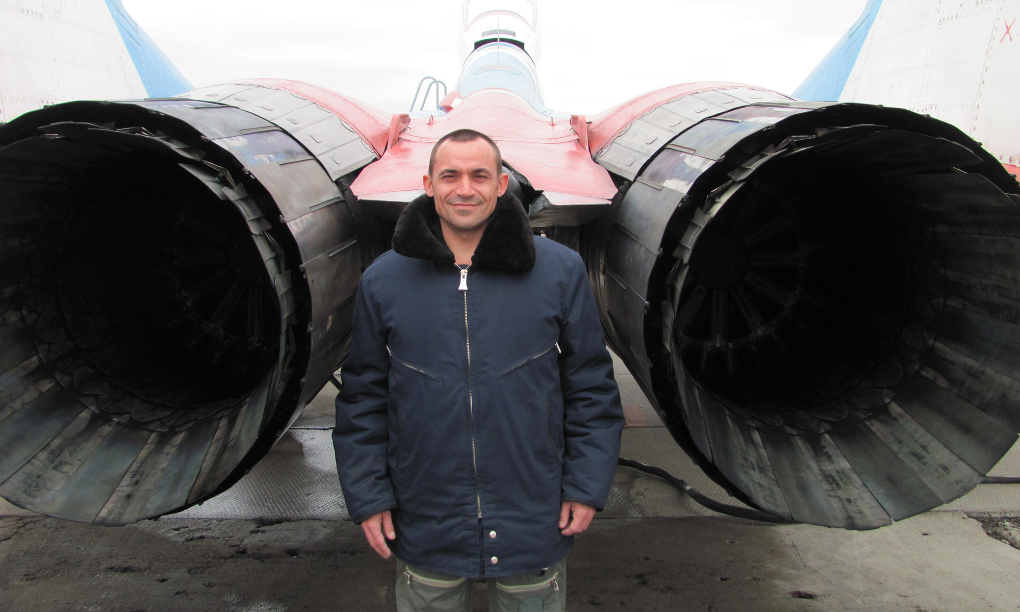 vol supersonique mig 29