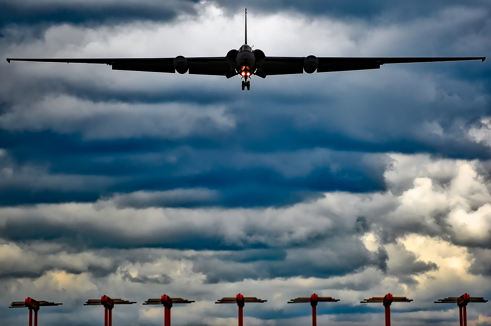 avion espion U2