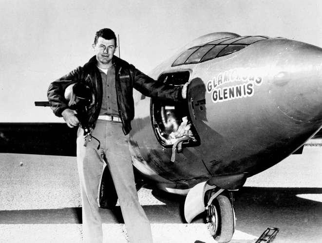Bell X1 avion supersonique